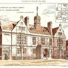 A post card showing the Public Offices which later became the magistrate's court. Picture: LBBD Arch