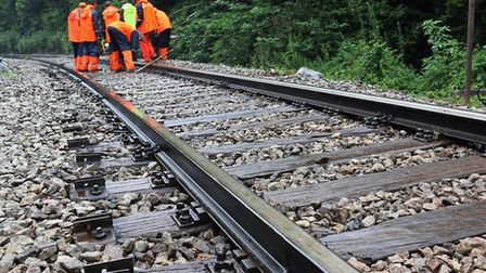 People aged 19 to 23 in Barking and Dagenham have the opportunity to apply for a railway engineering