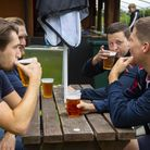 Pubs with gardens have been popular since they were allowed to reopen from July 4. Picture: Ellie Ho