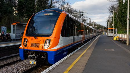 The Barking to Gospel Oak route is being extended to Barking Riverside. Picture: TfL