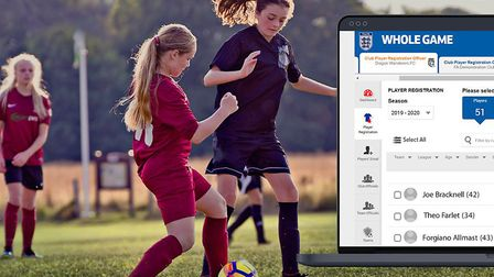 Clubs can operate more effectively by using the online FA Whole Game System