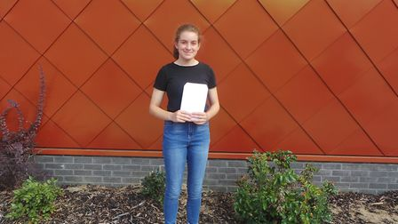 Elutec Academy student Josie Hooper is off to the University of Brighton to study digital music and