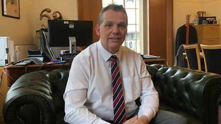 Barking and Dagenham Council leader Darren Rodwell has sought to reassure parents. Picture: Andrew B