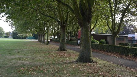 St Chad's Park. Picture: Ken Mears