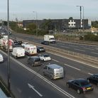A tunnel is proposed to replace this section of the A13. Picture: Andrew Baker