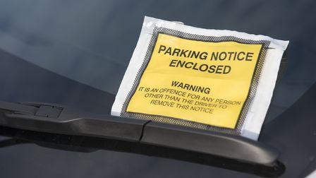 I was chuffed when I told my parking was fine. Picture: Getty Images/iStockphoto/StephM2506