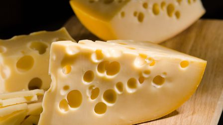 Watch out for those holes in the Swiss cheese. Picture: Getty Images/iStockphoto/Tim UR/anna1311