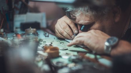 Hear the one about the Spanish watchmaker? Picture: Getty Images/iStockphoto/FluxFactory