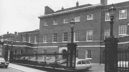 Bignold House in Surrey Street, pictured in 1979. Pic: Archant Library.