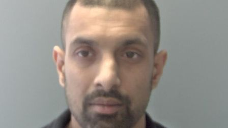 Rashal Alam. Picture: Norfolk Constabulary