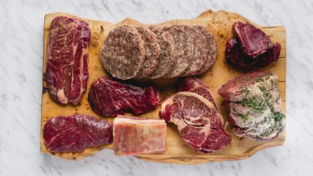 Worstead Estate has started selling wagyu meat, after starting to establish Norfolk's first herd of