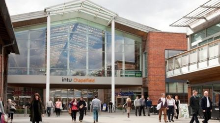 Intu is bowing out of Chapelfield but apparently no sale has been agreed yet. Pic: EDP