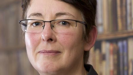 Nicola Scrivings, chair of the East of England Ambulance Service Trust. Picture: EEAST