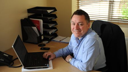 Simon Gray, a prolific business boss, has died. Pic: supplied