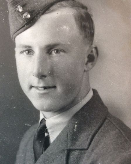Arthur George Vickers. Picture: Courtesy of the Vickers family