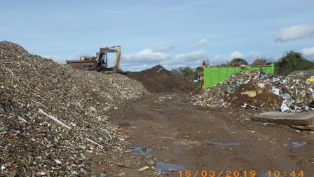 A picture of the site at Setchey, near King's Lynn, taken in March, 2019 Picture: Environment Agenc