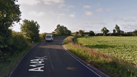Norfolk police are appealing for witnesses following a crash on the A149 between Northrepps and Thor