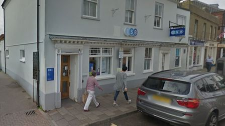 TSB in Holt will close in June 2021, the company has announced. Picture: Google Maps