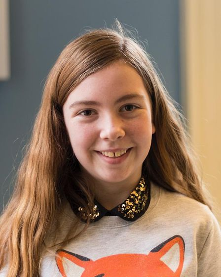 Alice Galley is MYP for Norwich South in the new Norfolk Youth Parliament. Picture: Supplied by Norf
