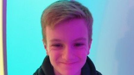 Will Byrne represents South and East Norfolk in the new Norfolk Youth Parliament. Picture: Supplied