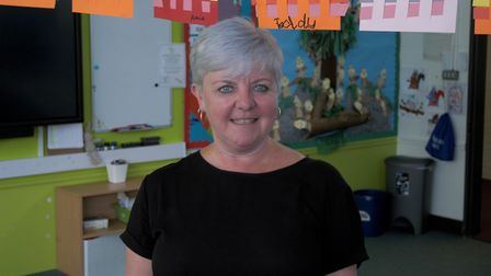 Sarah Shirras, headteacher at St Williams Primary in Thorpe St Andrew, Norwich, has lifted the lid o