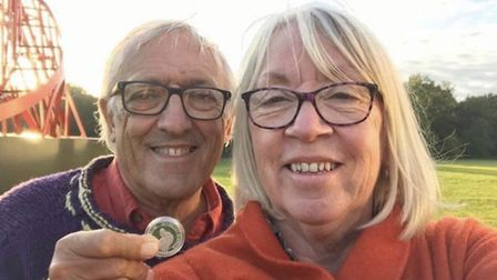 People who've found the coins in Norwich are posting on social media. Pic: Zelley jewellers
