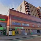 Not all Asda shoppers in Barking are wearing masks. Picture: LDRS