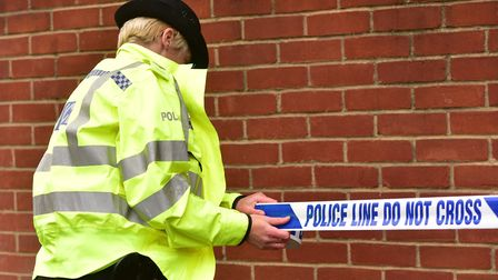 A 35th birthday party was shut down on Saturday night by police after a large gathering was reported