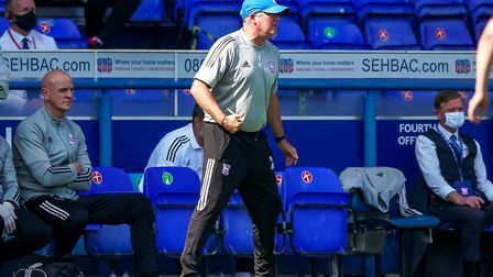 Ipswich Town manager Paul Lambert proclaimed 'I know some people want us to fail' earlier this year.