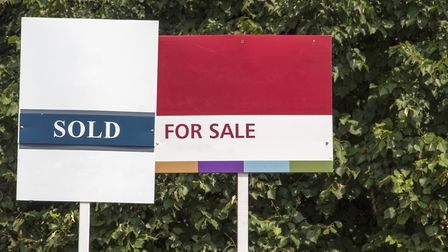 The rebound of the housing market after lockdown has seen a surge in the number of sales being agree