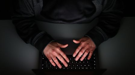 Older people in Suffolk were conned out of £27k in one year as cybercrime continues to rise Picture