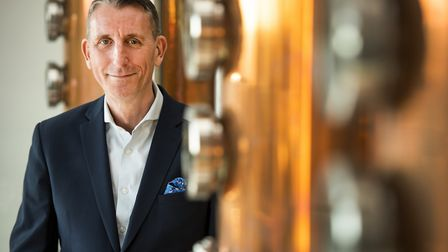 Andy Wood, CEO of Adnams, has urged the Government to continue to support the industry Picture: ADNA