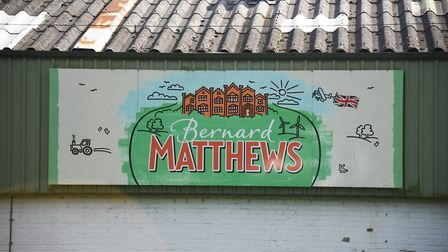 Concerns have been raised about the Bernard Matthews factory Picture: ANTONY KELLY