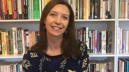 Suffolk resident Emma Shercliff has just launched Suffolk's first literary agency Picture: Emma Sher
