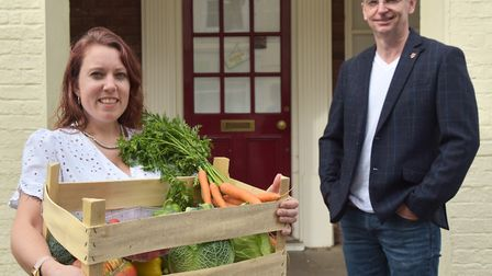Gemma Dempsey-Gray is opening Plant Cafe in Woodbridge. The new cafe will offer plant based vegan fr