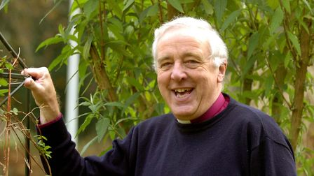 The Rt Rev Richard Lewis in 2005 Picture: ANDY ABBOTT