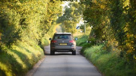 More rural roads in Suffolk could be designated quiet lanes. Picture: JAMES BASS