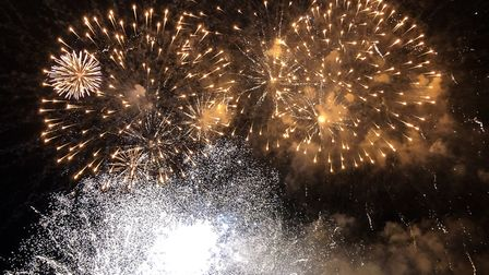 Firework displays have been cancelled across Suffolk and Essex for 2020, with drive-in events becomi