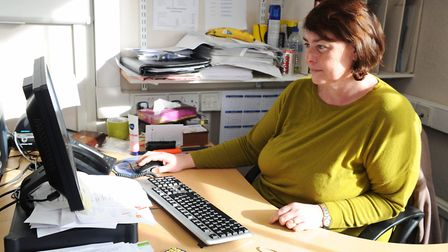 Nicky Wilshere from Ipswich Citizens Advice said the service had seen an increase in middle-aged men