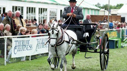 Did you attend the Suffolk Show in 1998? Picture: ARCHANT