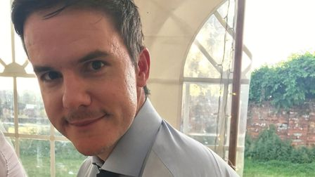 Matthew Bursey, 34, was last seen at his address in Exning on Thursday, October 1. Picture: SUFFOLK