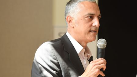 Andy Yacoub, chief executive of Healthwatch Suffolk, is pleased with the honest reflection from the