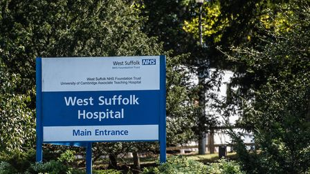 West Suffolk Hospital, Bury St Edmunds, will be rebuilt in the next decade using government funding