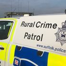 Three men have been arrested after suspected hare coursing in Suffolk Picture: SUFFOLK POLICE