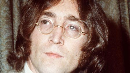 John Lennon would have been 80 on October 9. Picture: AP