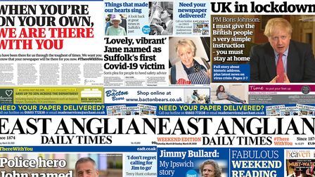 The EADT has served the community for 146 years
