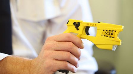 Islington police officers will be armed with taser guns from today