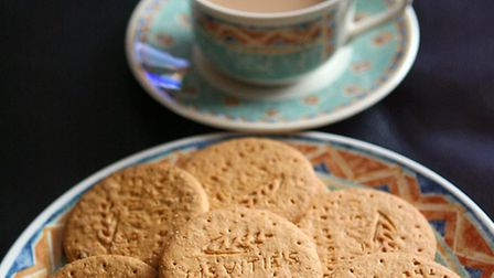 Tea and biscuits - a staple of Tower Hamlets town hall meetings