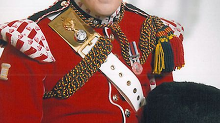 Drummer Lee Rigby was killed in Woolwich two weeks ago. Picture: MoD/PA