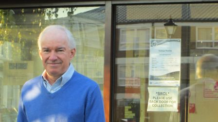 Dr George Farrelly, who has criticised plans to scrap GP practice boundaries